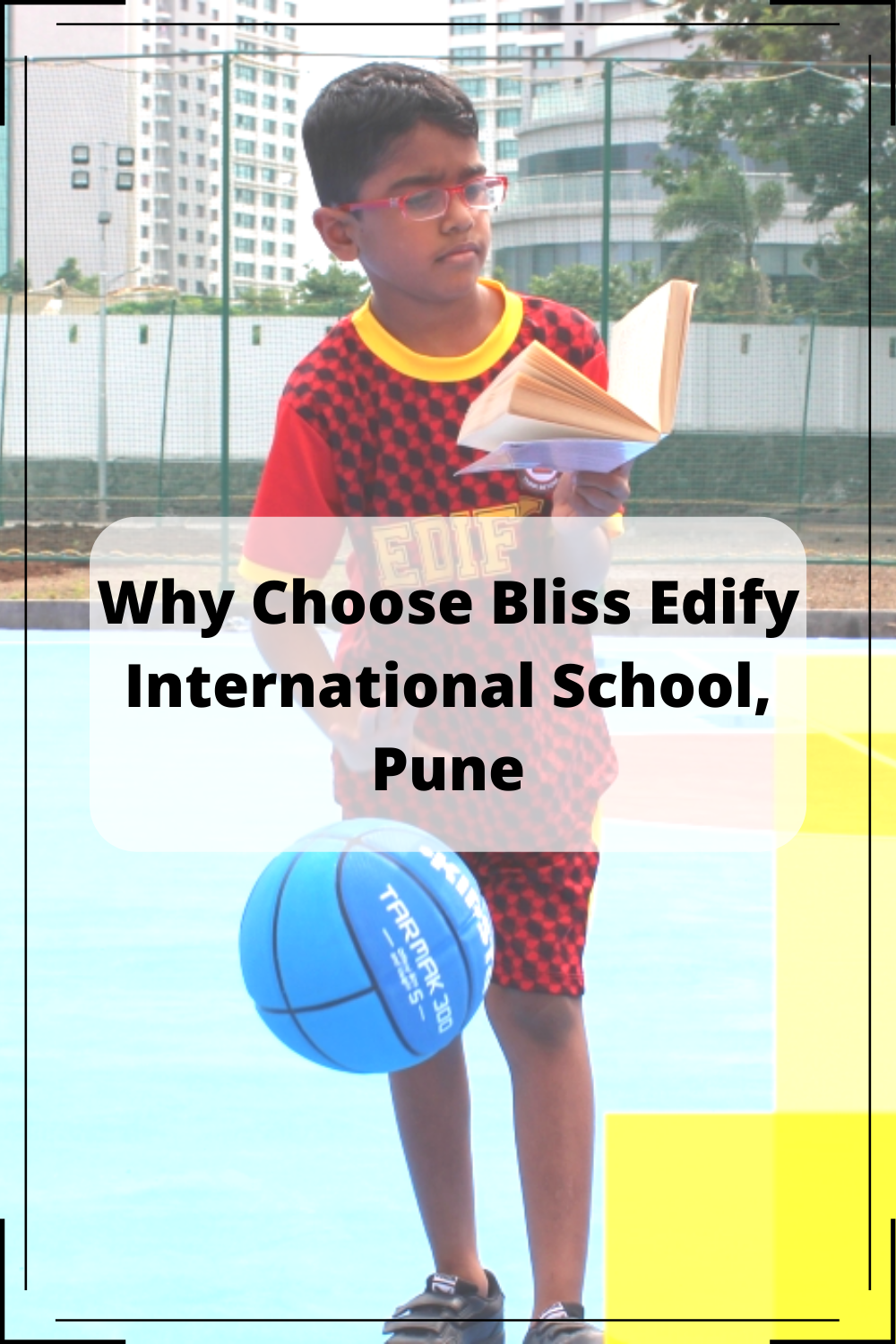 bliss edify international school pune