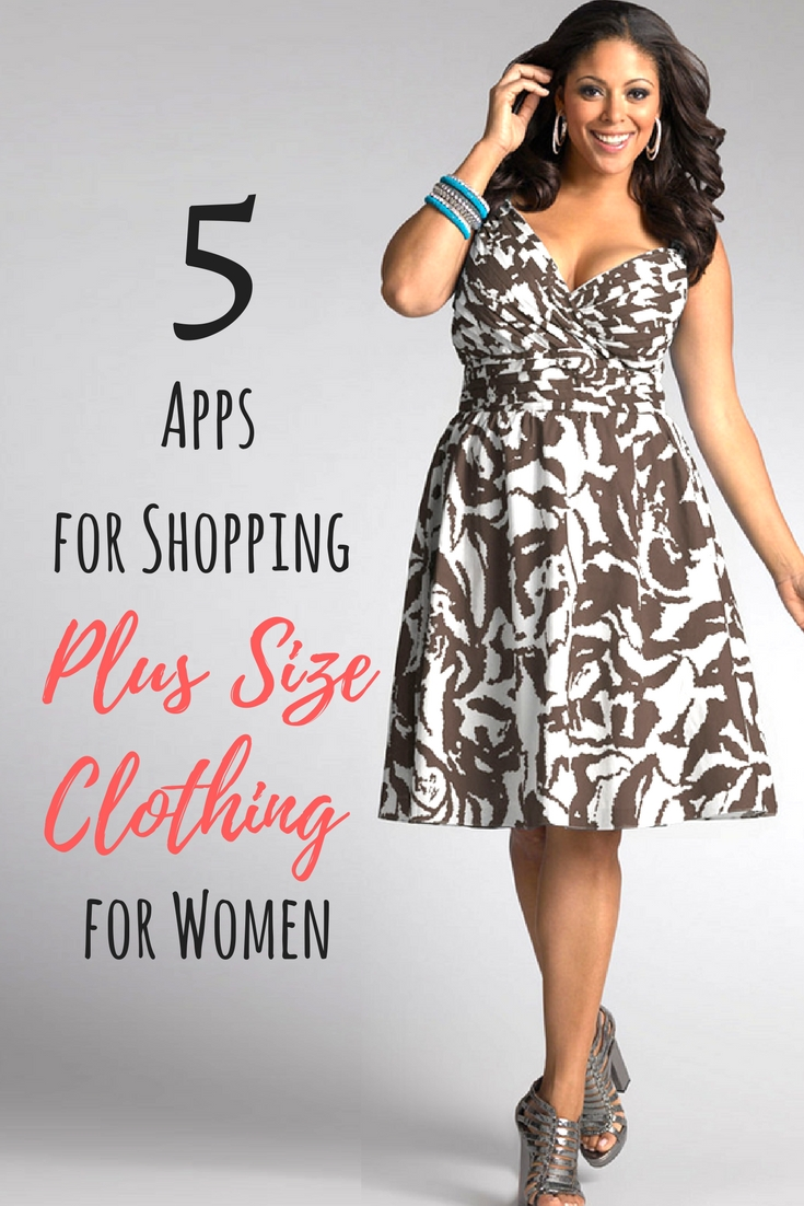 plus size shopping for women